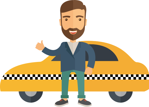 Taxis And Private Hire man